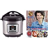 "Cheap Nuwave 8 qt. Digital Pressure Cooker with ""Delicious Under Pressure"" Cookbook"