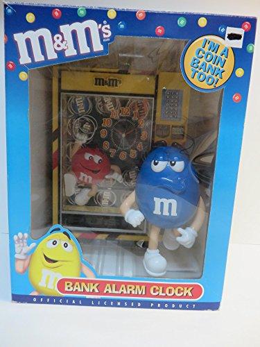 M&M's Bank Alarm Clock ()