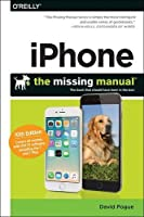 iPhone: The Missing Manual: The book that should have been in the box, 10th Edition Front Cover