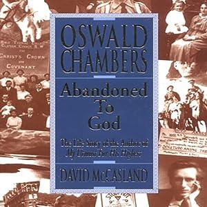 Oswald Chambers Audiobook