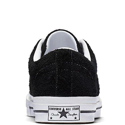 Adulte Basses Mixte Ox white white Sneakers Star 001 black Lifestyle One Converse Noir YxCgqX0q