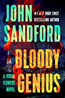 Bloody Genius by John Sandford