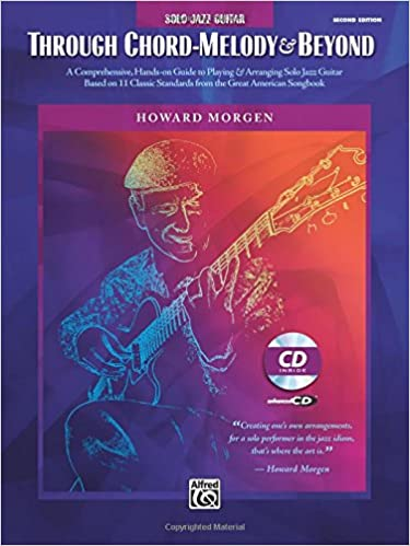 Through Chord Melody And Beyond Howard Morgen 0038081318615