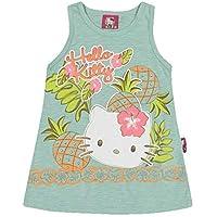 Regata em Malha Flame - Verde Surf- Hello Kitty