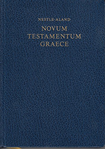 novum-testamentum-graece-post-eberhard-nestle-et-erwin-nestle-communiter-ediderunt-kurt-aland-et-al-