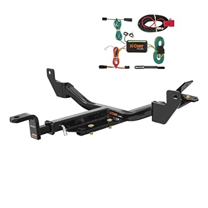 amazon com curt class 2 trailer hitch bundle with wiring for 2013 1973 Chevrolet Monte Carlo
