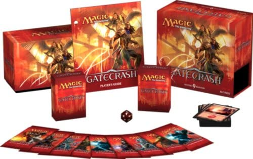 Wizard of The Coast Magic The Gathering 71794 Gatecrash - Expansión de Juego de Cartas Magic (en inglés): Magic The Gathering Gatecrash Fat Pack: Amazon.es: Juguetes y juegos