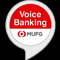三菱UFJ銀行 Voice Banking for Alexa