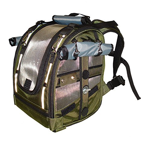Celltei Pak-o-Bird - Olive color with Stainless Steel mesh - XS (Pak O-bird Carrier)