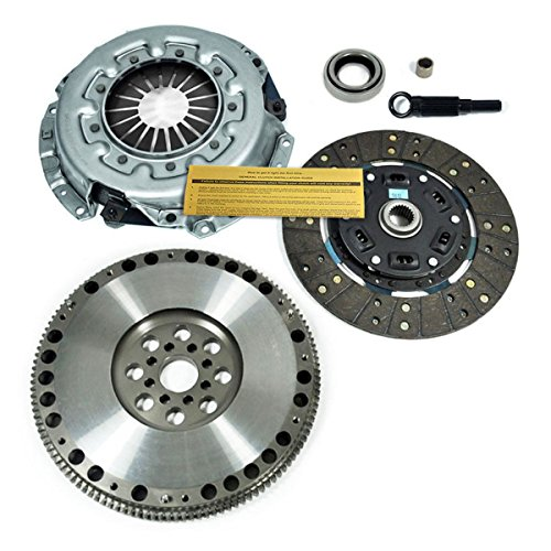 EF HD CLUTCH KIT & JAPAN FLYWHEEL fits 1990-1996 NISSAN 300ZX 3.0L NON-TURBO Z32