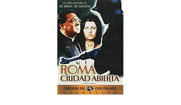 Amazon.com: Roma Citta Aperta (Roma Ciudad Abierta) [NTSC/REGION 1 & 4 DVD. Import-Latin America]: Movies & TV