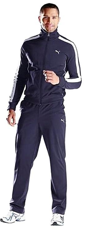fb77ae1218011 Sportanzug Puma Herren Trainingsanzug Jogginganzug Gr S  Amazon.de ...