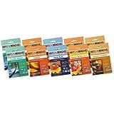 Matt's Munchies Premium Fruit Snack Ultimate Mango 5 Flavor Variety Pack (Pack of 10)each pack is 1 oz. by Matts Munchies