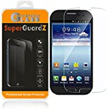 [2-Pack] For Samsung Galaxy S3 - SuperGuardZ Tempered Glass Screen Protector, 9H, 0.3mm, 2.5D Round Edge, Anti-Scratch, Anti-Bubble