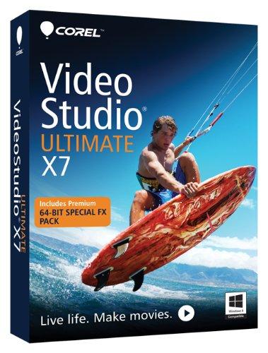 Corel VideoStudio Ultimate X7 [Old Version]