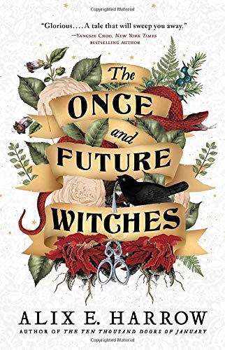 The Once and Future Witches: Amazon.co.uk: Alix E. Harrow: 9780316422048:  Books
