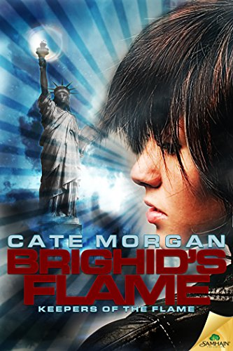 Book: Brighid's Flame (Keepers of the Flame #3) by Cate Morgan