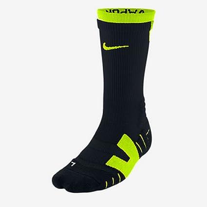finest selection d744e b3964 Amazon.com  Nike Men s Elite Vapor Cushioned Football Socks  Sports    Outdoors