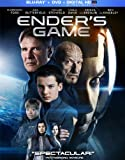 Ender's Game [Blu-ray + DVD + Digital HD]