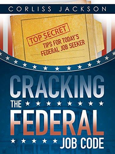 Amazon cracking the federal job code top secret tips for cracking the federal job code top secret tips for todays federal job seeker by fandeluxe Choice Image