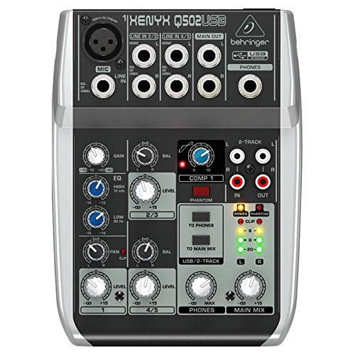 usb vocal mixer - 2
