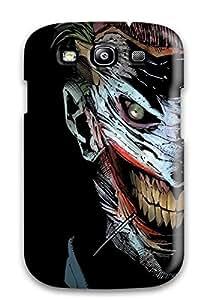 tina gage eunice's Shop Case Cover For Galaxy S3 - Retailer Packaging The Joker Protective Case