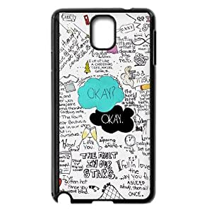 Unique Phone Case Pattern 7The Fault in Our Stars- For Samsung Galaxy NOTE4 Case Cover