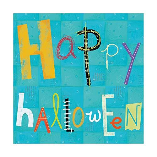 Trademark Fine Art Painted Halloween 4 by Holli Conger, -