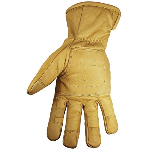 Youngstown Glove 12-3290-60-L Flame Resistant Waterproof Ultimate Lined with Kevlar Gloves, Large by Youngstown Glove Company (Image #1)