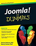 Joomla! For Dummies by Steve Holzner (2009-01-14)