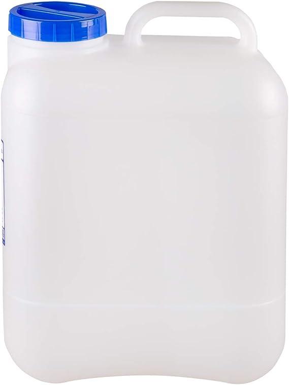 Plastex Wasserbeh/älter 16L lebensmittelecht mit Zapfhahn und Griff