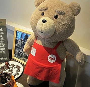 Amazon.com: 48 cm Ted Película Vida Tamaño oso de peluche ...