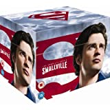 Smallville: The WB Series - Complete Seasons 1-10 (60 Disc Box Set) [DVD]