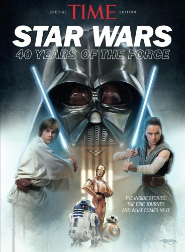 - TIME Star Wars: 40 Years of the Force