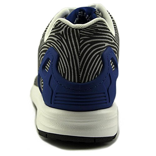 Adidas Mens Zx Flödes Originalen Löparskor Klar / Onix Grå / Svart 7.d (m) Oss Klar / Dgsogr / Eqtblu