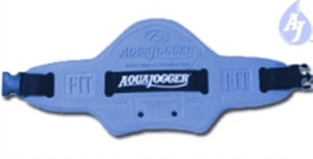 Aqua Jogger Fit Belt for Women - Blue by AquaJogger