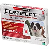Certifect for Dogs 89-132 lbs 6 month supply, My Pet Supplies