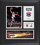 """Otto Porter Washington Wizards Framed 15"""" x 17"""" Collage with Team-Used Ball - Fanatics Authentic Certified"""