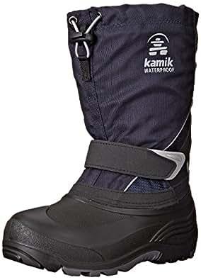 Amazon.com | Kamik Sleet Snow Boot (Toddler/Little Kid/Big