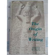 The Origin of Writing