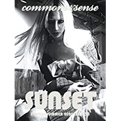 commons&sense 表紙画像