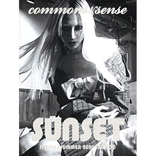 commons&sense 表紙画像