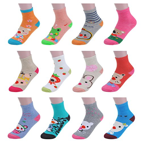 ezclassy-girls-12-pack-crew-socks-0-3-years