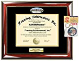 Diploma Frame Kent State University KSU Graduation Gift Idea Engraved Picture Frames Engraving Degree Plaque Certificate Holder Graduate Him Her Nursing Business Engineering Education School