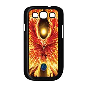 JCCFAN Monster Demon Phoenix Phone Case For Samsung Galaxy S3 I9300