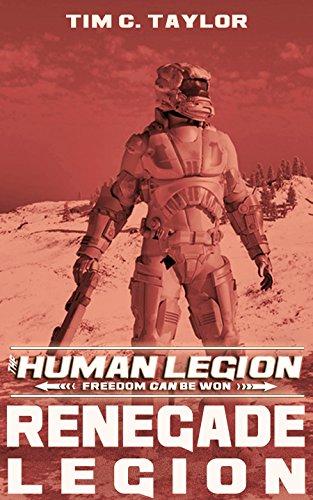 Book: Renegade Legion (The Human Legion Book 3) by Tim C. Taylor