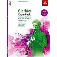 Clarinet Exam Pack 2018-2021, ABRSM Grade 4: Selected