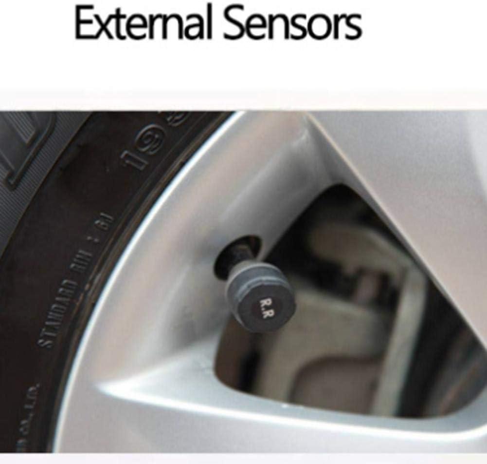 /Capteur externe du syst/ème de surveillance de la pression des pneus USB TPMS2 pour la navigation Android