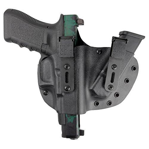 Do All Appendix Carry Right Handed Holster for Glock G19 G23 G32 G38 Pistols