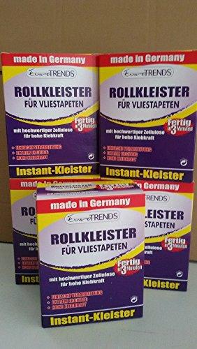 5 Pakete Tapetenkleister Rollkleister für Vliestapeten(1000G)